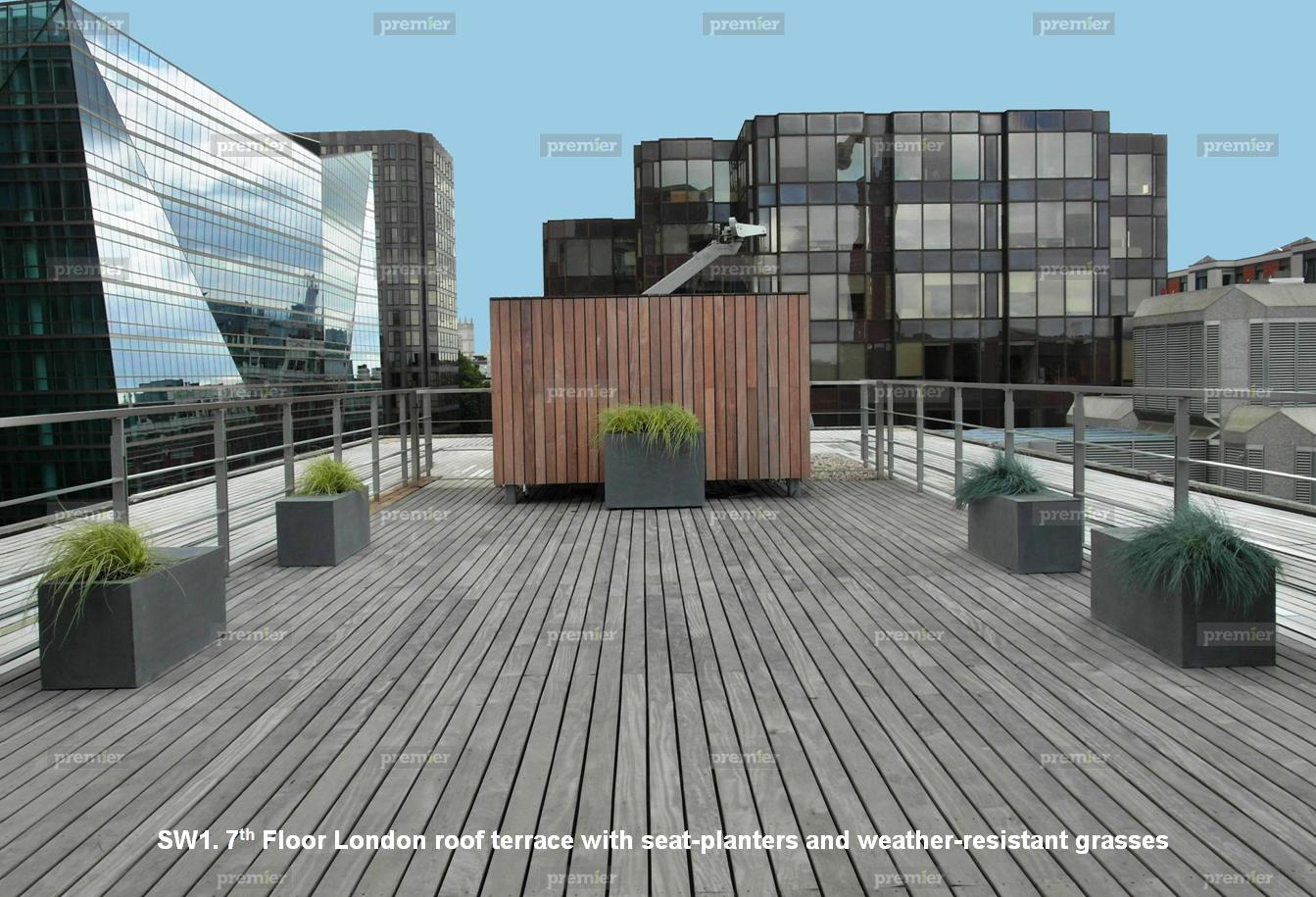 Case Study How Roof Terraces Are Transformed By Well